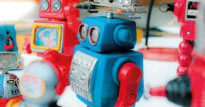 Bästa leksaksroboten
